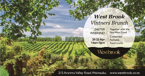 Vintners Brunch Easter Weekend